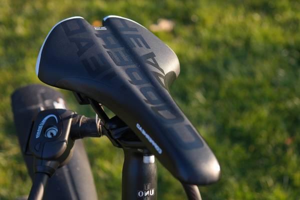 bicycle saddle shock absorber